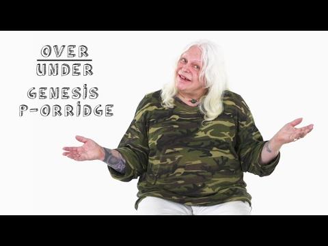 Genesis P-Orridge Rates Action Bronson, Los Angeles, and Circumcision