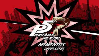 Mementos - Upper Layer - Persona 5 The Royal