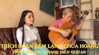 Trích Đoạn Đêm Lạnh Chùa Hoang - Hồng Nhung & Thanh Điền Guitar