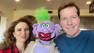 Peanut attacks Jack! Plus my NEW Comedy Cntrl special & Audrey's new holiday cookbook! | Jeff Dunham