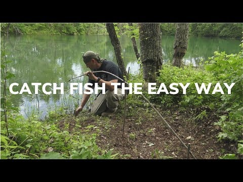 The Automatic Fishing Pole- Yes This Works!