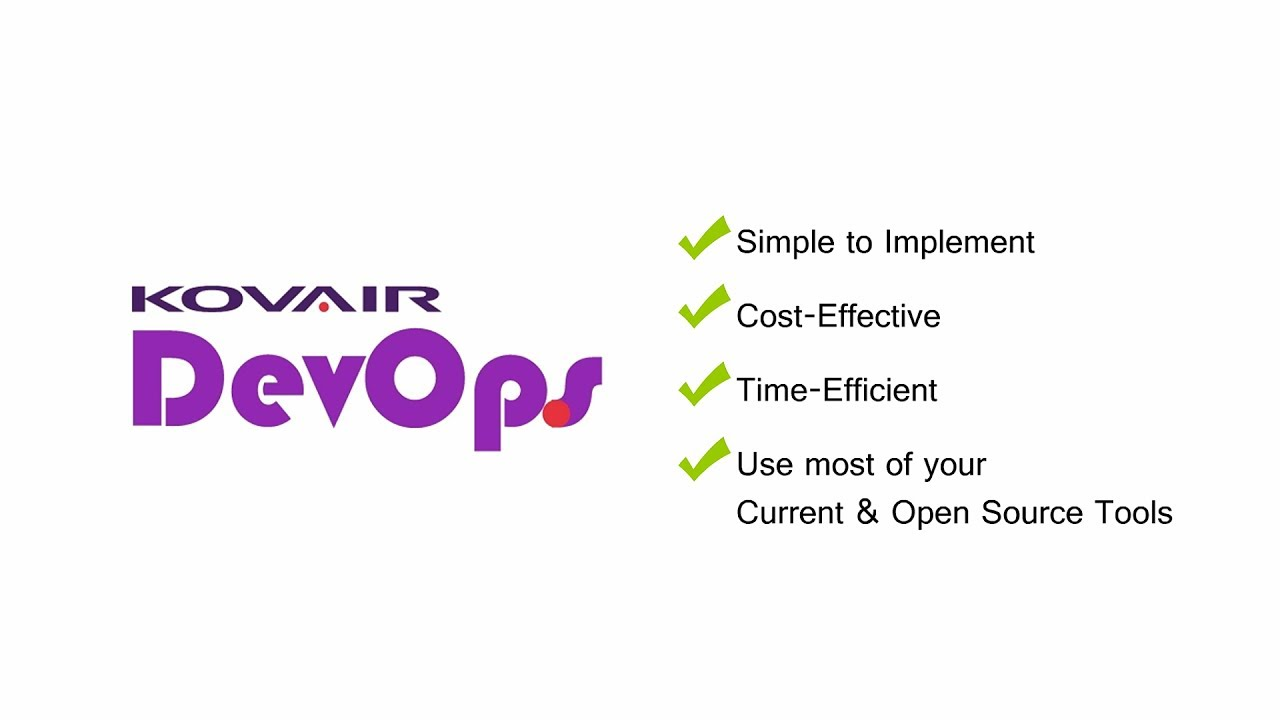 Kovair integrates DevOps methodology with ALM tools – from requirement or agile development to production deployment.