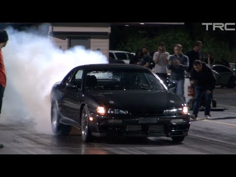 That Racing Channel's 8 Second 2JZ 240sx Street Car - Smashpipe Autos
