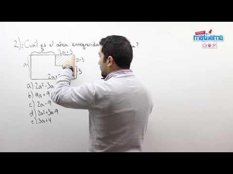 Prueba de algebra 5