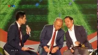 (Trực Tiếp VTV6) Giao lưu U23 Việt Nam: Thử Thách Đoán Tên Các Cầu Thủ Dành Cho HLV Park Hang Seo