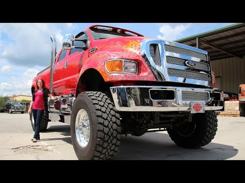 Extreme Super Truck The Kings Of Customised Pick Ups