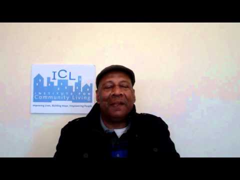 Without Human Services - ICL Participant David L.