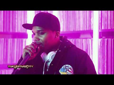 Charles Hamilton 'Tim Westwood' Crib Session Freestyle