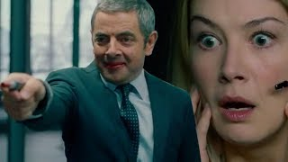 Lipstick KILLER | Johnny English Reborn | Mr Bean Official