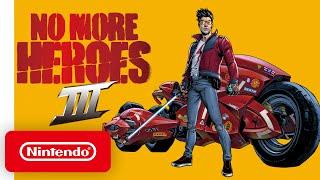 No More Heroes III + NMH 1 & NMH 2: Desperate Struggle – Nintendo Direct Mini: Partner Showcase
