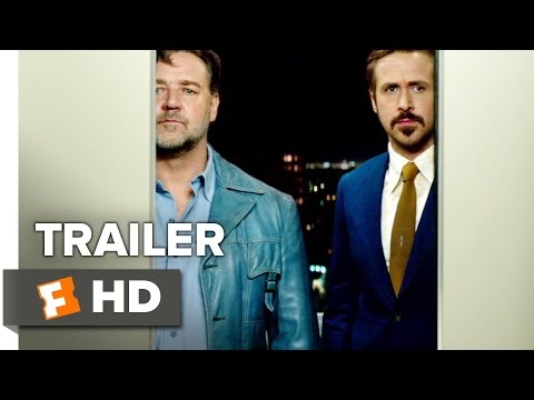 The Nice Guys Official Trailer #1 (2016)