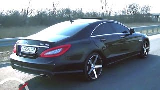 Tuning Time #2 Mercedes Benz CLS AMG on 20