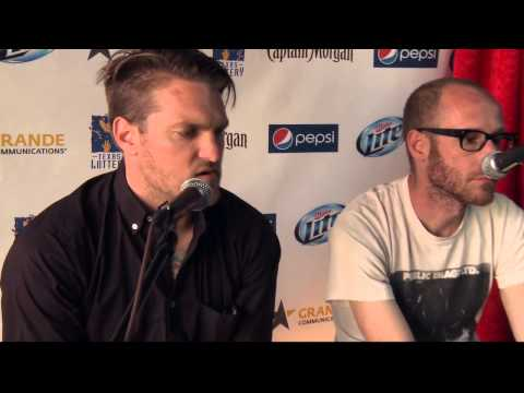 Cold War Kids - SXSW 2013 - Interview - YouTube