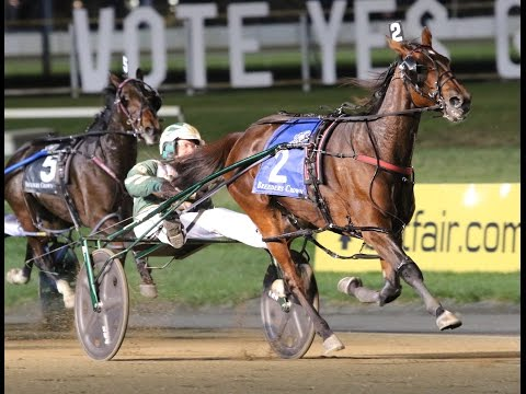 2016 Breeders Crown Mare Pace-Lady Shadow
