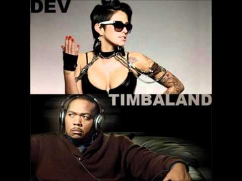 Dev Feat. Timbaland - Don't Hurt (Prod. By The Cataracs)