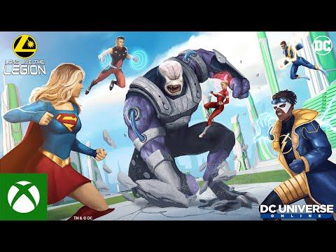 DC Universe Online - Long Live the Legion Official Trailer