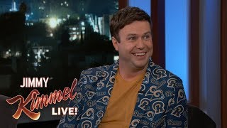 Taran Killam on The Rams, Hamilton & New Show Single Parents