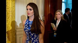 Who Is Hope Hicks?