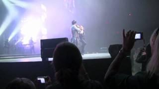 Adam Lambert, Allison Iraheta  Slow Ride  Madison, Wisconsin  090409