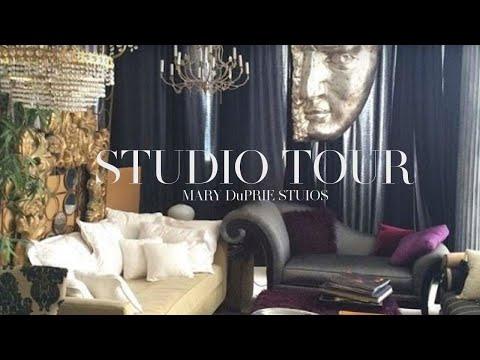 Mary DuPrie Studios Studio Tour