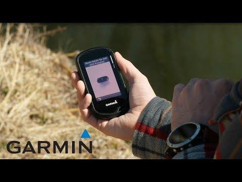 Support: Compass Calibration on a Garmin Touchscreen Handheld
