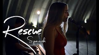 Rescue - Lauren Daigle (SPANISH) | ESPAÑOL (Acoustic piano cover) DESCUBRIENDO