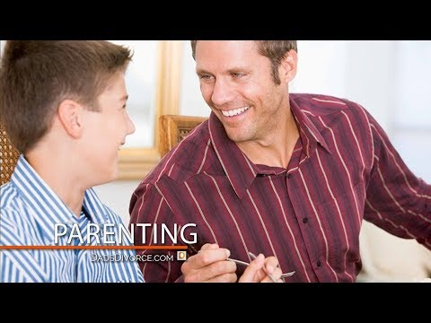 Making Sure Your Kids Eat Healthy | Dads Divorce | Parenting