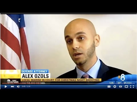 Alex Ozols featured on CBS News in San Diego.  Call today for a free consultation at 619-288-8357.