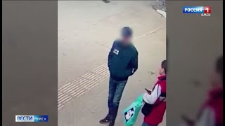 В Омске задержали подозреваемого за разбой
