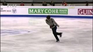 2010 Worlds FS Daisuke Takahashi