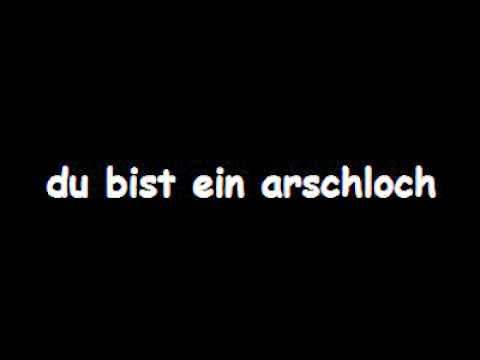 Arschlocj