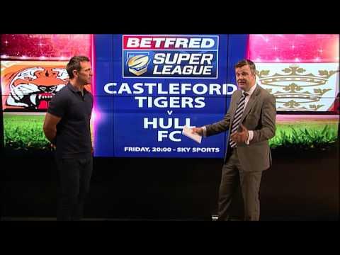 Castleford Tigers vs Hull