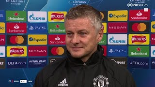 """""""If Bruno wants to give it to Marcus, why not?"""" Solskjaer reacts to Man Utd 4-1 Istanbul Basaksehir"""