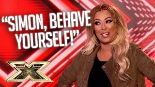 MOST FLIRTATIOUS CONTESTANTS! | Auditions | The X Factor UK