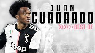 The Best of Juan Cuadrado | The Skills, the Speed, the Dancing! | Juventus