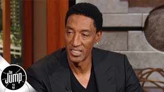Scottie Pippen explains how he fixed his jumper and got opponents to respect it | The Jump: OT