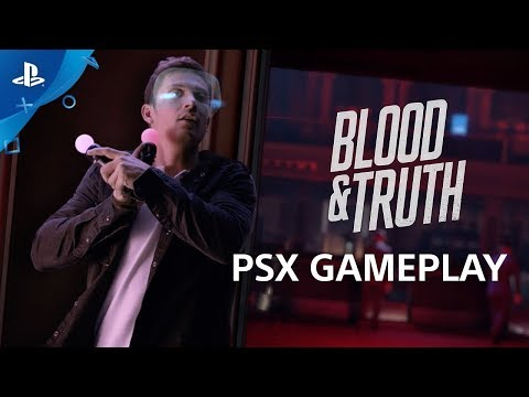 Blood & Truth Trailer