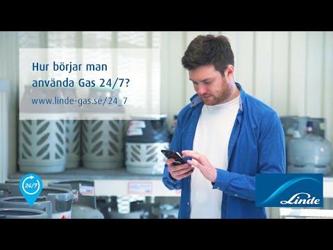 AGA Gas 24/7 – gas tillgänglig dygnet runt!