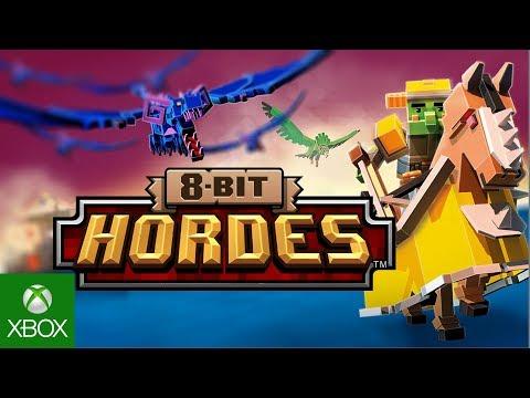 8-Bit Hordes   Launch Trailer