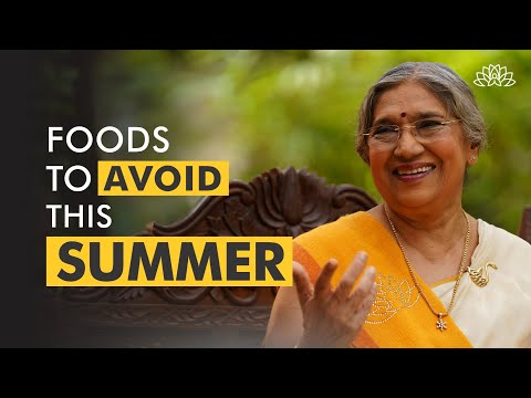 Say NO to this - TYI diet plan for summers | Dr. Hansaji Yogendra