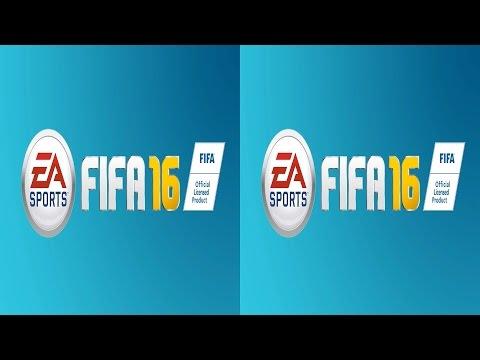 FIFA 16 3D SBS