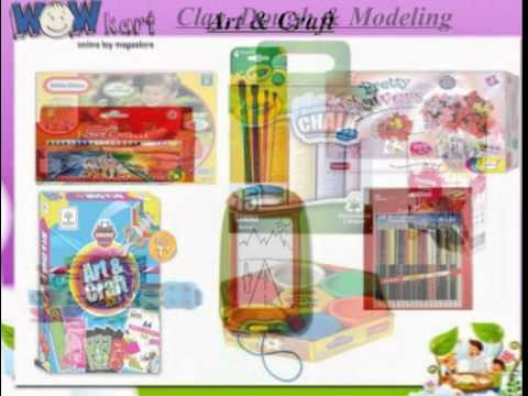 Art & Craft Items For Kids- Wowkart