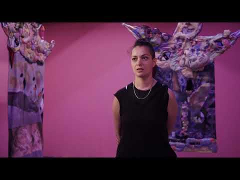 Interview Mehraneh Atashi - artiste de l'exposition collective Prince·sse·s des villes