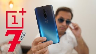 Oneplus 7 Pro unboxing, first impression, 90Hz display, popup awesome camera, PUBG play, India Price