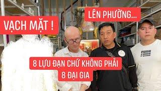 Vạch Mặt Kẻ Lấy Danh Việt Kiều Mỹ, Chuyên Đi Lừa Đảo Ở Việt Nam | Bán Vé Số Hắn Củng Không Tha