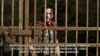 spartacus sangre y arena: Cap 2- Juramento de gladiador