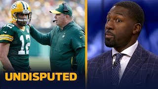 Greg Jennings: McCarthy deserves bulk of blame for Packers collapse — not Rodgers | NFL | UNDISPUTED