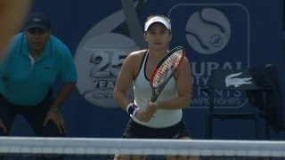 Highlights: WTA R3 - Davis d. Makarova