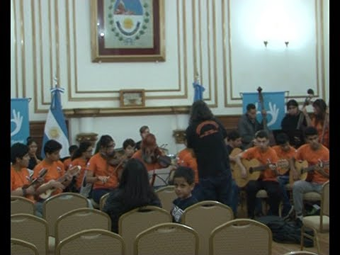 Mañana se presentará la Orquesta Pu-Kara de Río Turbio en Casa de Gobierno