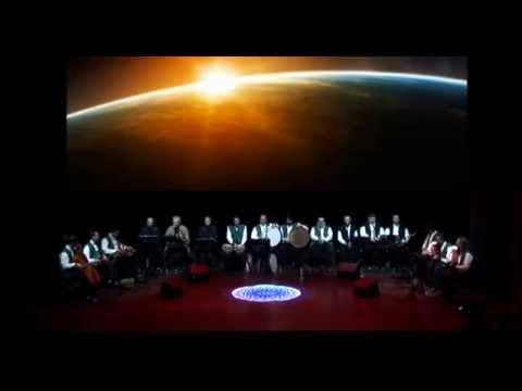 Dusems Ensemble - Tekbir, Ney improvisation and hymns in Makam Segah